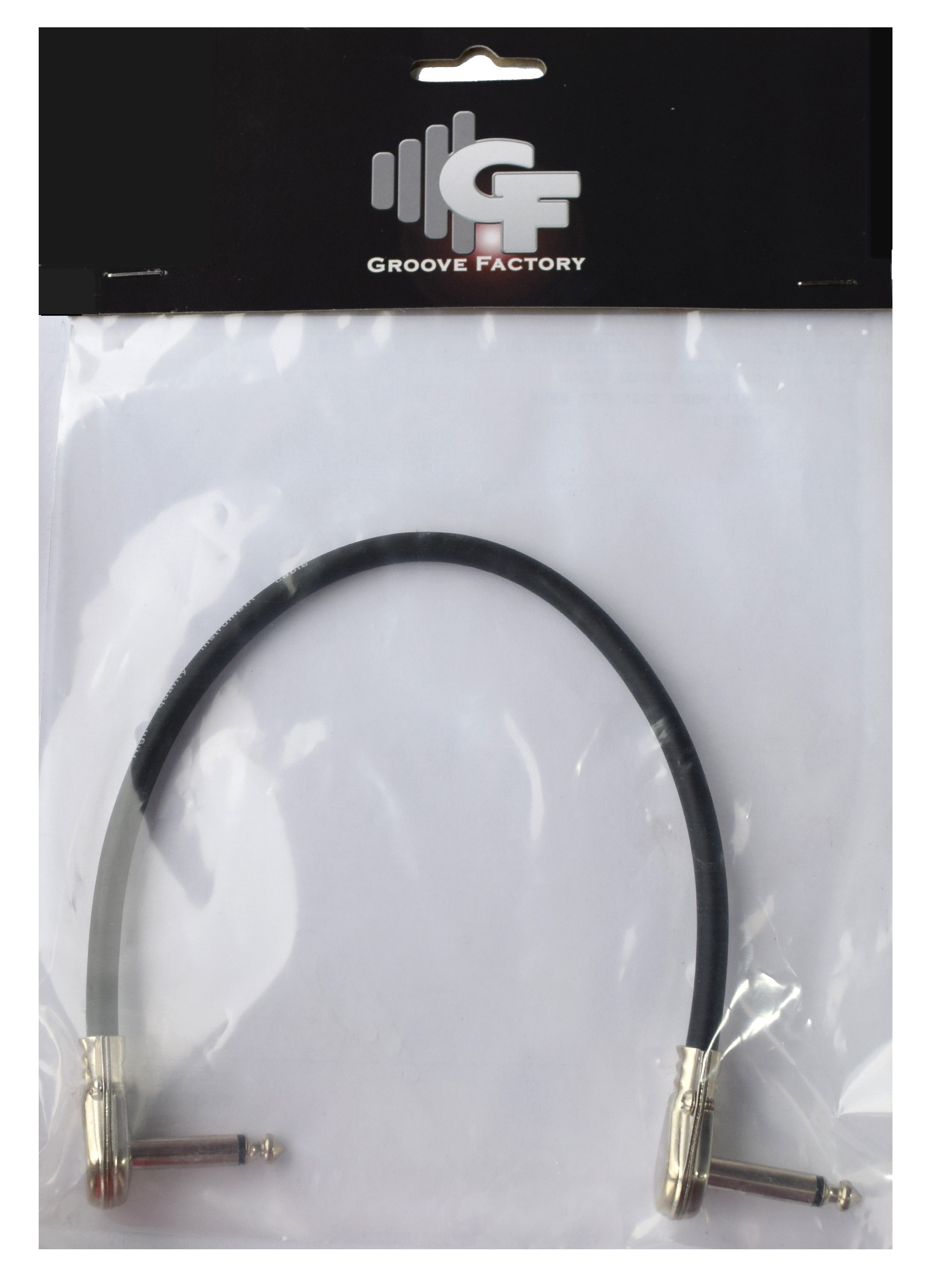 *NEW* GROOVE FACTORY FLAT CABLE - 12 INCH