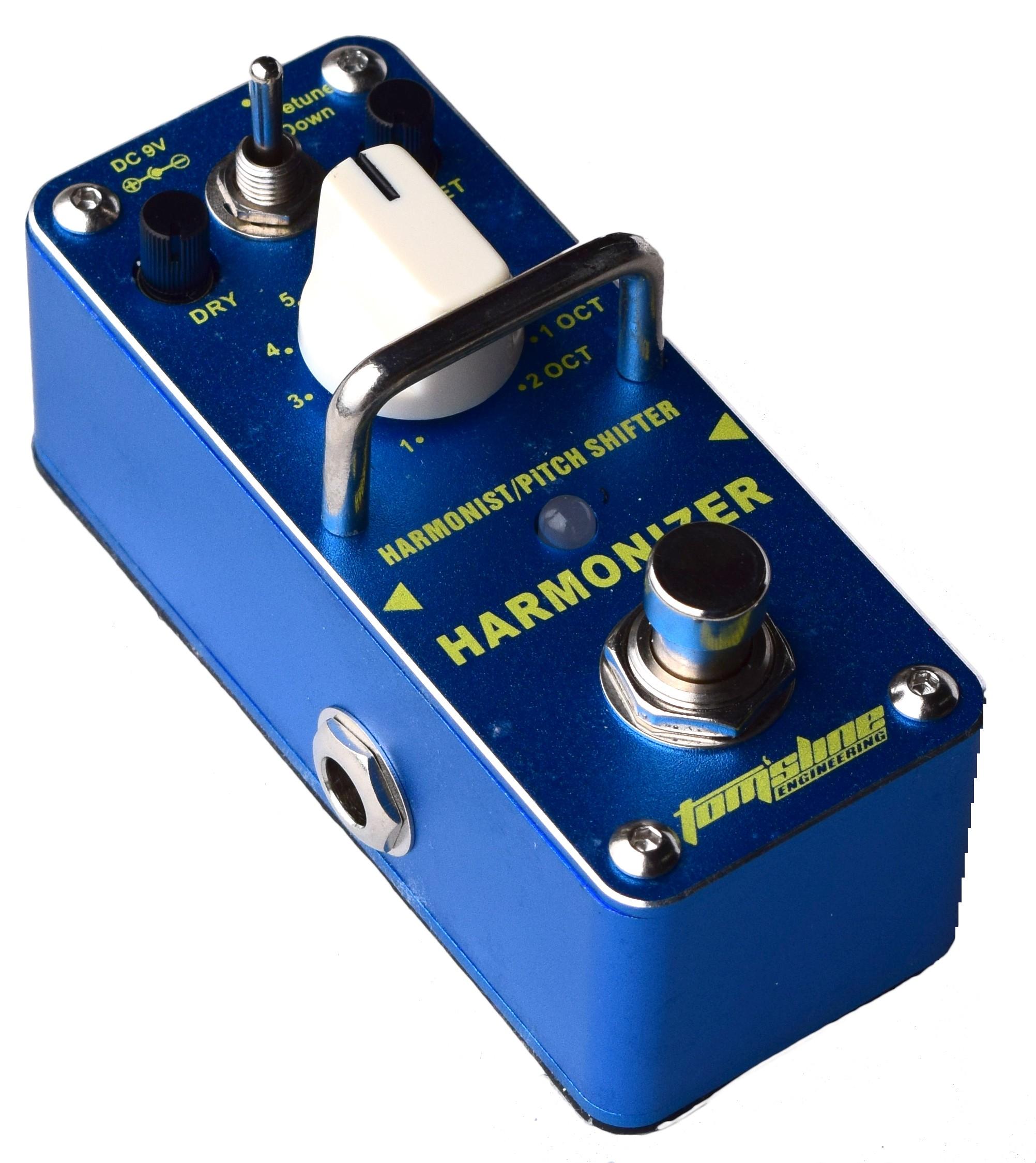 TOMSLINE AHAR3 HARMONIZER - HARMONIST/PITCH SHIFTER PEDAL