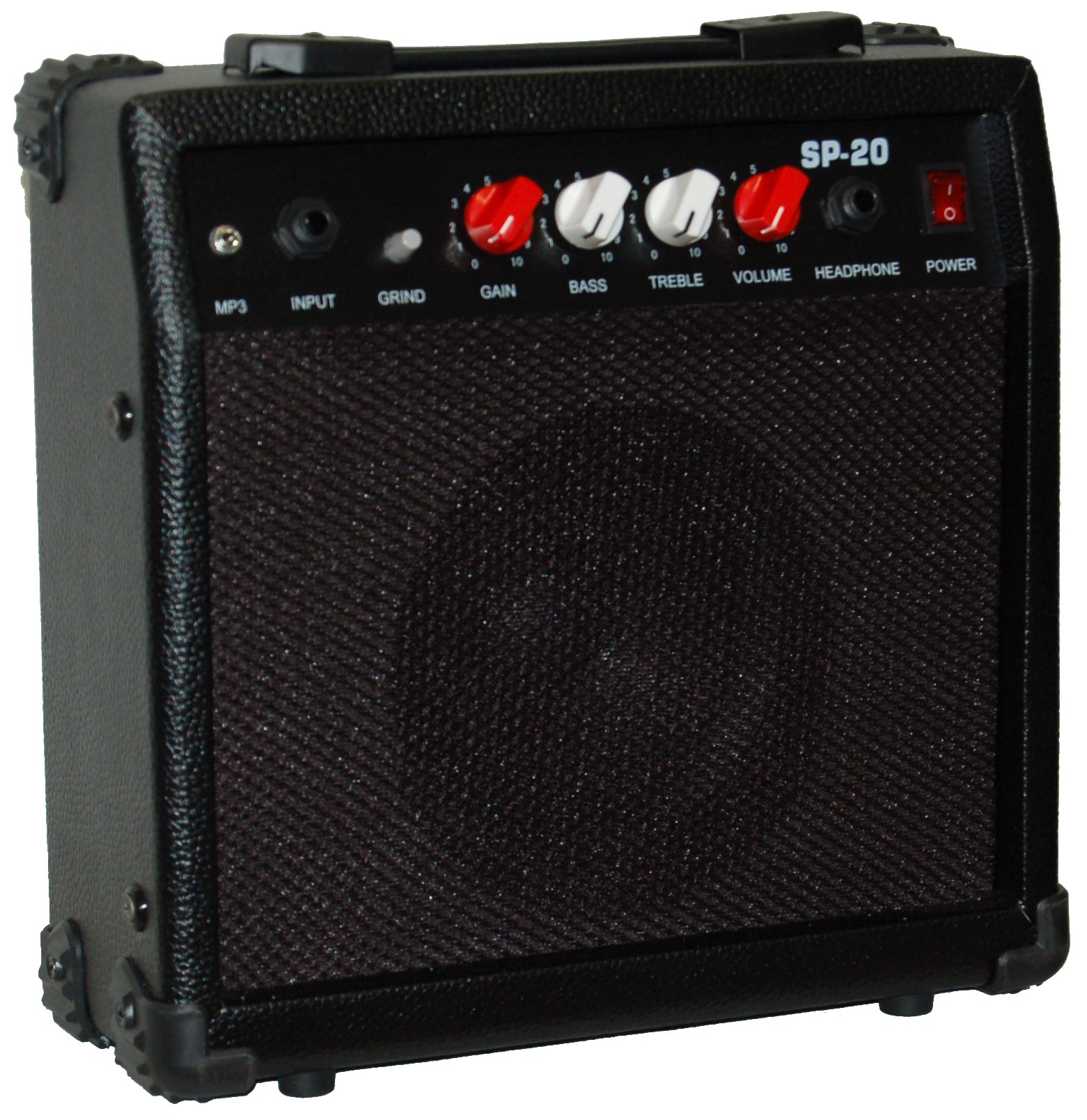 Tone 20 watts Amplifier / BLACK