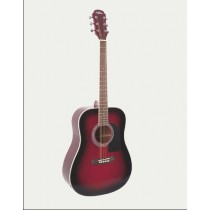 ARIA AD-18 IN RED SHADE
