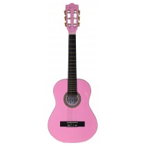 ADAGIO 30'' CLASSICAL GUITAR IN PINK