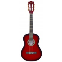 ADAGIO 30'' CLASSICAL GUITAR IN RED BURST