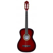 ADAGIO 36'' STUDENT CLASSICAL GUITAR IN RED BURST