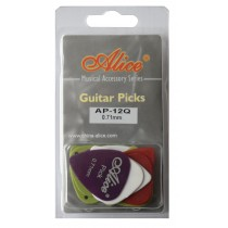 ALICE PACK WITH 12 PICKS - Q SERIES ABS - 0.71