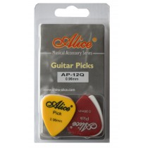 ALICE PACK WITH 12 PICKS - Q SERIES ABS - 0.96