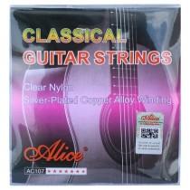 ALICE CLASSICAL NYLON STRINGS - HARD TENSION