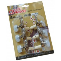ALICE CLASSICAL GUITAR MACHINE HEAD - LONG CONFIGURATION
