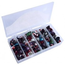 ALICE - BOX OF 100 - CELLULOID FINGER PICKS