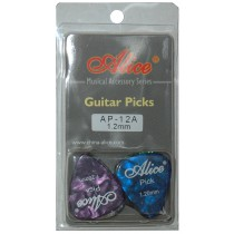 ALICE AP12A GUITAR PICKS - PACK OF 12 (.120)