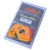 ALICE PACK WITH 12 PICKS - D SERIES - .081