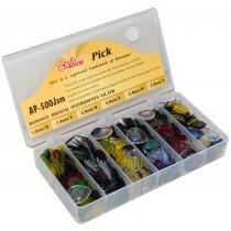ALICE PICKBOX - BOX OF 500 - DURABLE (1.00, 2.00, 3.00)
