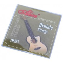 ALICE BLACK UKULELE STRINGS - SOPRANO