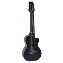ALOHA ABS GUITARLELE IN BLACK