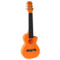 ALOHA ABS GUITARELELE IN ORANGE
