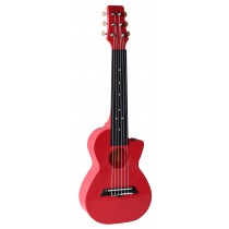 ALOHA GUITARLELE IN RED