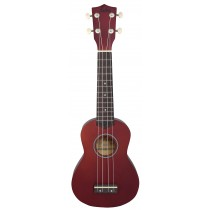 ALOHA UK400 SOPRANO UKULELE - BROWN