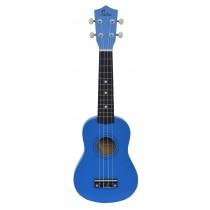 ALOHA UK402 SOPRANO UKULELE - BLUE