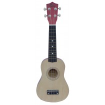 ALOHA UK402 SOPRANO UKULELE - NATURAL