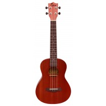ALOHA SK600OP TENOR UKULELE - OPEN PORE FINISH - REDWOOD