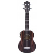 ALOHA BE8600E SERIES UKULELE WITH PICKUP - SOPRANO