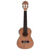 ALOHA FO900E FLAMED OKOUME SERIES UKULELE WITH PICKUP - CONCERT