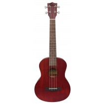 ALOHA SK502 TENOR OPEN PORE UKULELE - RED