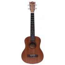 ALOHA SK601 LEFT-HANDED TENOR UKULELE - BROWN