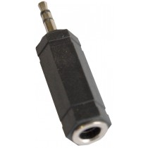 GRF AP1306/S 1/4 (FEMALE) TO 1/8 (STEREO) ADAPTOR