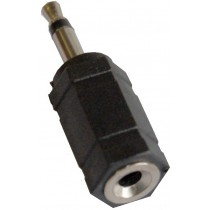 GRF AP1338 1/8 (FEMALE STEREO) TO 1/8 (MALE MONO) ADAPTOR