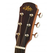 ARIA 131 PARLOR ACOUSTIC GUITAR IN MATTE TOBACCO SUNBURST