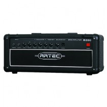 ARTEC B200H 200 Watt bass head amplifier