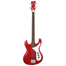 ARIA DMB-01 BASS IN OLD CANDY APPLE RED