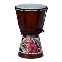 Ecko Indie Series - 20cm Djembe - Candy Design