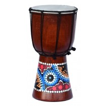 Ecko Indie Series - 25cm Djembe - Candy Design