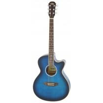ARIA FET-01FX - SEE THROUGH BLUE