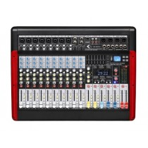 A MIXER G1200-2FX/BT/MP3 - WITH 12 CHANNEL - BLUETOOTH - MP3 - 2 X EFFECTS & RECORDING FUNCTION