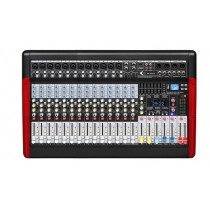 A MIXER G1600-2FX/BT/MP3 - WITH 12 CHANNEL - BLUETOOTH - MP3 - 2 X EFFECTS & RECORDING FUNCTION