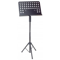 GK MS005/H LARGE MUSIC STAND (PLATE WITH HOLES)