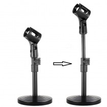 GK PC02 EXTENDABLE MINI MICROPHONE STAND
