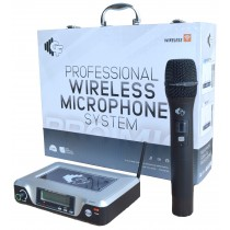 GROOVE FACTORY 6017 WIRELESS MICROPHONE
