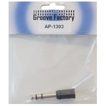 Groove Factory 1/8 trs @ 1/4 trs adaptor