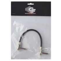 *NEW* GROOVE FACTORY FLAT CABLE - 6 INCH