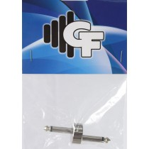GRF CONNECTOR FOR PEDALS - 1/4 MALE X 1/4 MALE