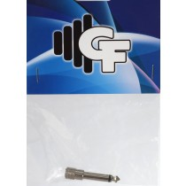 GRF CONNECTOR TRANSFORMER - 1/8 FEMALE X 1/4 MALE