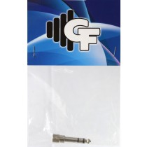 GRF CONNECTOR TRANSFORMER - 1/8 FEMALE X 1/4 MALE STEREO