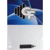 GRF CONNECTOR TRANSFORMER - 1/4 FEMALE X RCA MALE