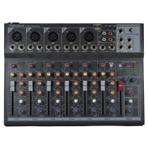 GRF M SERIES - M07FX-USB - 7 CHANNEL MIXER WITH EFFECTS