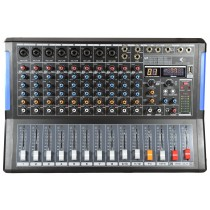 GRF MWA SERIES - MWA12FX-R-USB - 12 CHANNEL MIXER