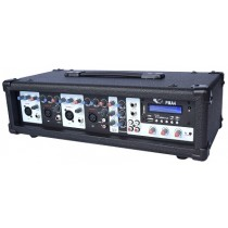 GROOVE FACTORY PMA4 - 500 WATTS POWERED MIXER WITH BLUETOOTH