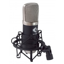 GF STUDIO CONDENSER MICROPHONE PACKAGE WITH SHOCK MOUNT